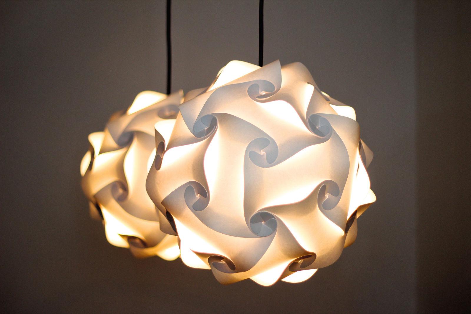 Umweltfreundliche Designer Lampen